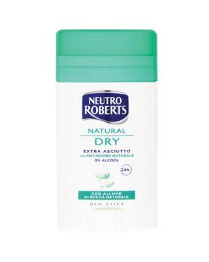 Neutro roberts deodorante stick dermazero ml.40 NEUTRO ROBERTS 115833 80792673 115833