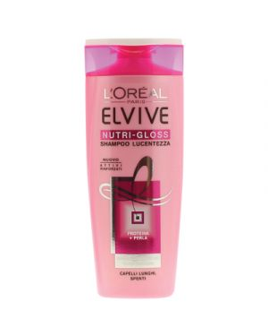 Elvive shampoo nutri gloss  illuminante ml.250 ELVIVE 119509 3600520752426 119509