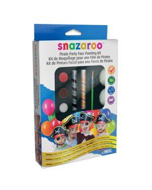Kit speciale trucco snazaroo pirati SNAZAROO 1172009 766416200587 1172009