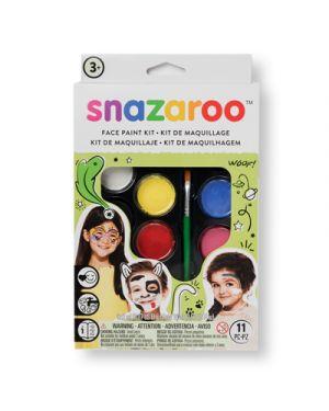 Tavolozza trucco mista Snazaroo Cod. 1172005 766416101068 1172005