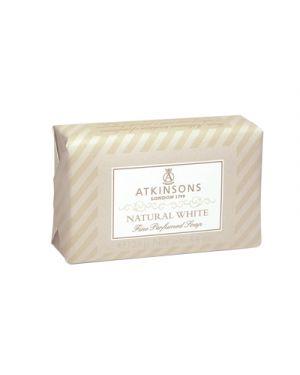 Atkinson sapone natural white gr.125 ATKINSON 109027 8000600004905 109027