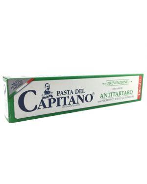 Pasta capitano dentifricio antitartaro ml.100 PASTA CAPITANO 107491 8002140130601 107491