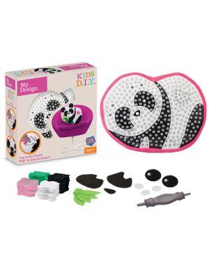 Plush craft cuscinetto panda ORB FACTORY 77235 0622222077235 77235