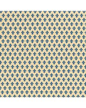 Rotolo carta adesiva dc-fix 45x15 giglio fiorentino blu DC-FIX 2002756 4007386100733 2002756 by Dc-fix