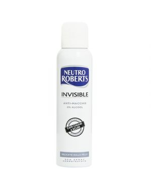 Neutro roberts deodorante spray invisible ml.125 NEUTRO ROBERTS 119859 8002410008623 119859