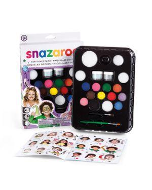 Tavolozza trucco snazaroo speciale festa SNAZAROO 1172008 766416129475 1172008