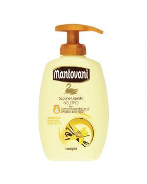 Mantovani sapone liquido con erogatore vaniglia ml.300 MANTOVANI 115041 8002340010147 115041