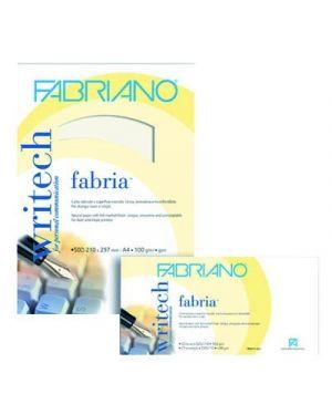 Carta fabriano a4 gr.100 bianca fg.50 FABRIANO 49212974 8001348155454 49212974 by Fabriano