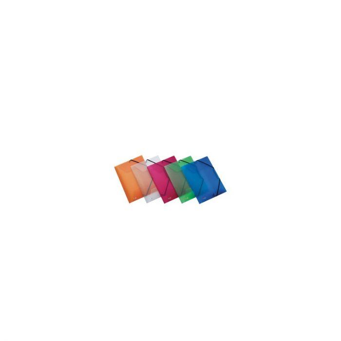Cartella 3l c - elastico blu lumina 22x30 d0-3 favorit 400116644 8006779023563 400116644 by Favorit