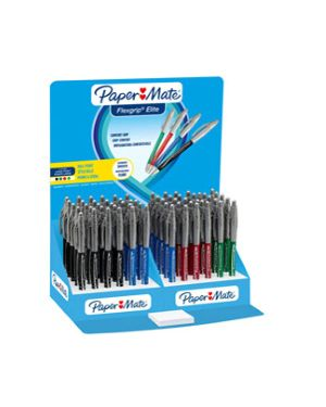2037840 expo 60 penne a sfera flexgrip elite colori assortiti papermate 2037840 +C10113026980378407 2037840