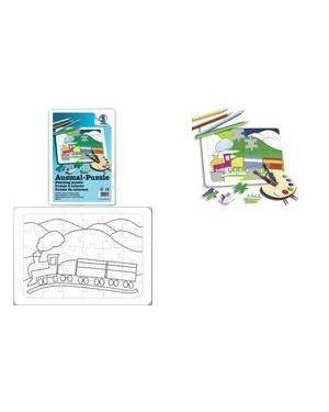 Puzzle da dipingere sogg treno URSUS 6620000 4008525041610 6620000