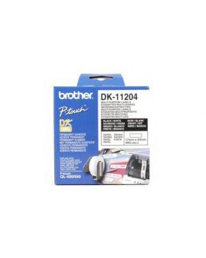 Brother dk-11204 multi purpose labels DK11204_583Z735