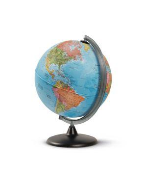 Globo geografico non illuminato corallo Ø 30cm novarico 0330COPOIT0NF05B 8000623001547 0330COPOIT0NF05B
