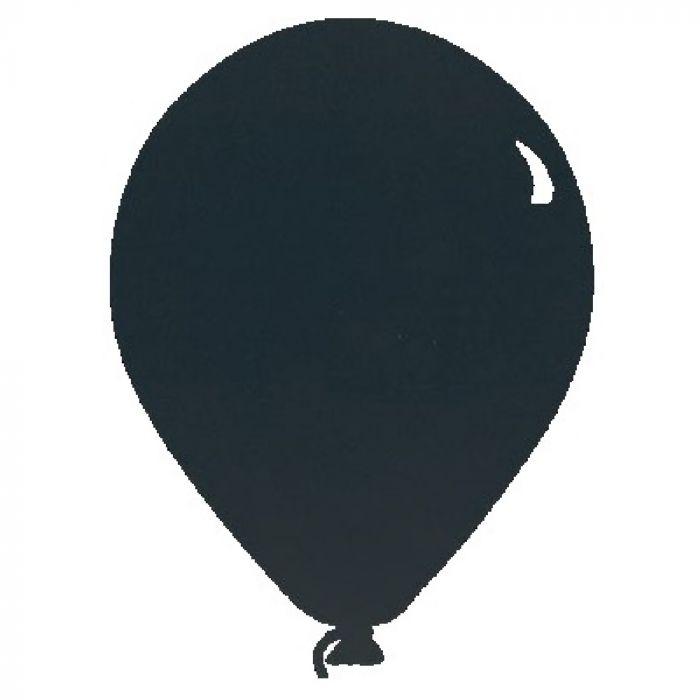 Lavagna da parete 'palloncino' silhouette securit FB-BALLOON 8719075286098 FB-BALLOON by Securit