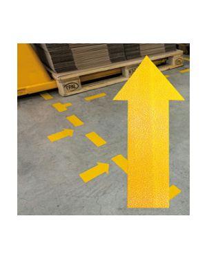 Adesivo da terra - freccia - 10x20 cm - durable - conf. 10 pezzi 1705-04 4005546983639 1705-04