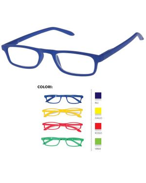 Occhiale diottrie +3,50 mod. smart giallo lokkiale smart +3,5 giallo 8058964803184 smart +3,5 giallo