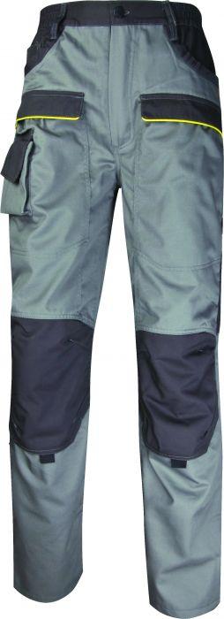 Pantalone da lavoro mach 2 grigio ch. - grigio sc. tg.xl MCPA2GR-XG 3295249230937 MCPA2GR-XG by Deltaplus