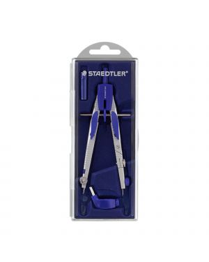 Compasso scolastico frizion 553 staedtler 55301 4007817027844 55301 by Staedtler