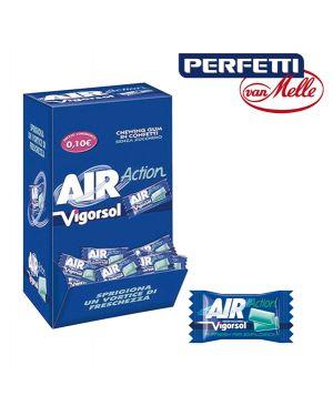Chewing gum vigorsol air scatola 250pz perfetti 9605700 8003440207567 9605700