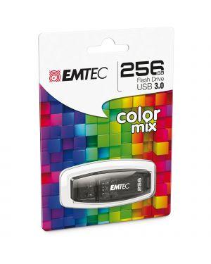 Memoria usb 3.0 c410 256gb ECMMD256GC410 3126170140265 ECMMD256GC410
