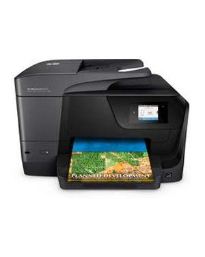 Multifunzione 4 in 1 hp, a colori, inkjet officejet pro 8710, a 18ppm D9L18A 889899153819 D9L18A