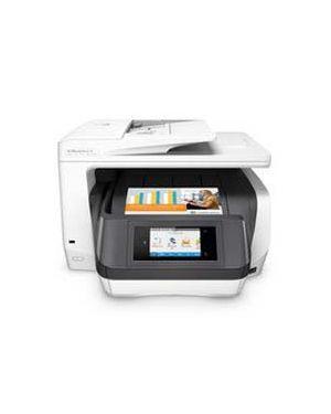 Multifunzione 4 in 1 hp, a colori, inkjet, officejet pro 8730, a 20ppm D9L20A 889894310675 D9L20A