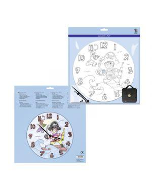 Orologio pirata da colorare URSUS 24500000 4008525112044 24500000