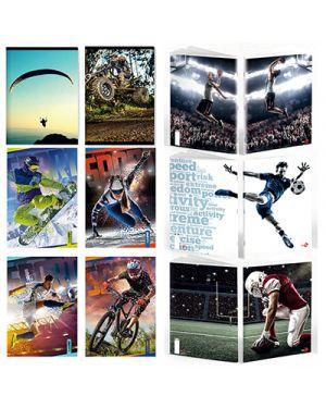Maxi fg.20+1 gr.80 con risguardo sport 10m BRAND ASSORTITI 6010146 8007758268883 6010146