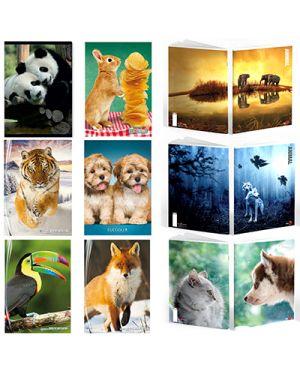 Maxi fg.20+1 gr.80 con risguardo animali  10m BRAND ASSORTITI 6010147 8032793659105 6010147