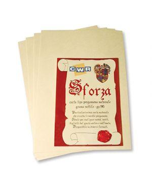 Carta sforza gr.90 conf. 12 fg. - cm.21x29,7 CWR 5624 8004957056242 5624