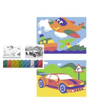 Quadri di sabbia i veicoli URSUS 8410002 4008525214526 8410002