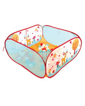 Baby box palline pop up LUDI 20005 3550839928367 20005