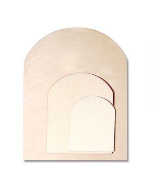 Icona in legno cm.12x17 CWR 6987 8004957069877 6987