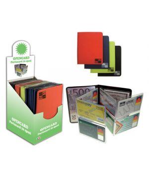 Opencard portacard a 16 scomparti ALPLAST 910 8015915009101 910