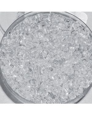 Perle vetro 6 - 0 - scatolina gr.30 - trasparenti CWR 6843 8004957068436 6843