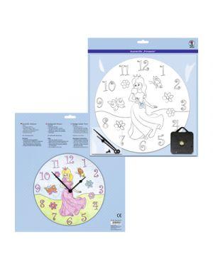 Orologio principessa da colorare URSUS 24510000 4008525112051 24510000