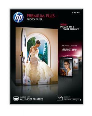 Carta fotografica premium plus HP - INKJET MEDIA (AU) CR676A 886111138913 CR676A_943476N