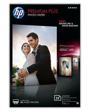 Carta fotografica premium plus HP - INKJET MEDIA (AU) CR677A 886111138920 CR677A_943476P