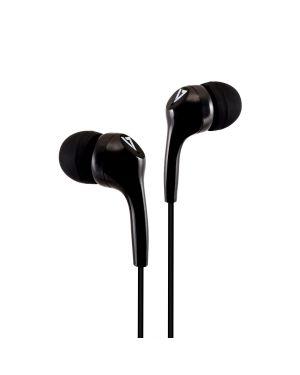 Auricolari stereo leggeri nero V7 - AUDIO HA105-3EB 662919104554 HA105-3EB