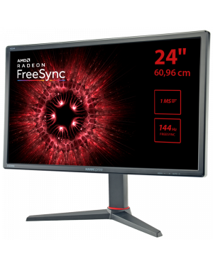Monitor 23.6 gaming 140hz 1ms Hannspree HG244PJB 4711404022562 HG244PJB
