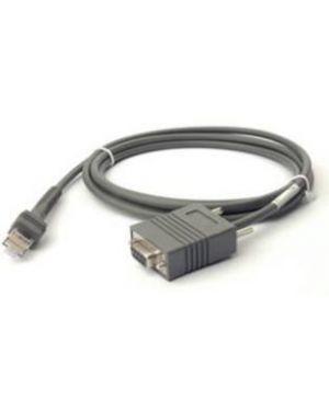 Cable rs232 db9f 7ft(2m)st ZEBRA - EVM_ADC_A1_1 CBA-R01-S07PBR 5656565656562 CBA-R01-S07PBR