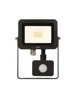 Faro led 20w con sensore movimento mkc 499054037 8006012361049 499054037