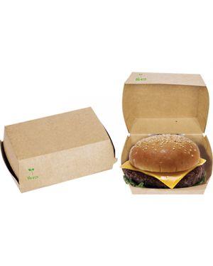 Box panino medio bioeco cm 12x12 pz.100 IMBALLAGGI ALIMENTARI 310300 8022825945931 310300