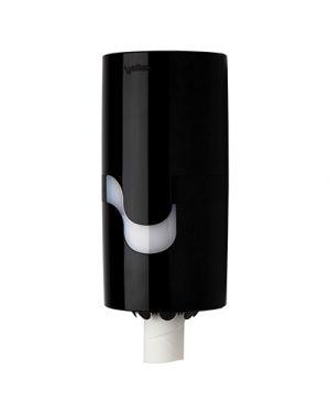 Dispenser asciugamani mini ad estrazione centrale col. nero CELTEX 92310 8022650923104 92310