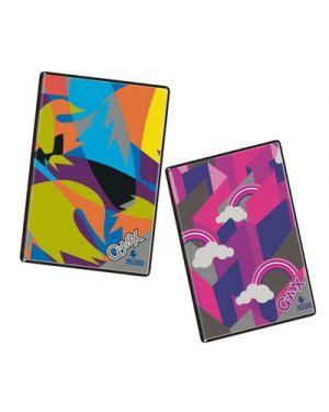 Maxi quaderno piu' 30 fg. rig.1r comix flash COMIX 60882 8009117995584 60882