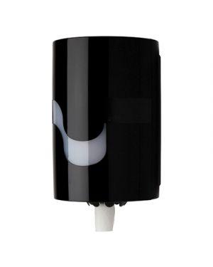 Dispenser asciugamani maxi ad estrazione centrale col. nero CELTEX 92300 8022650923005 92300