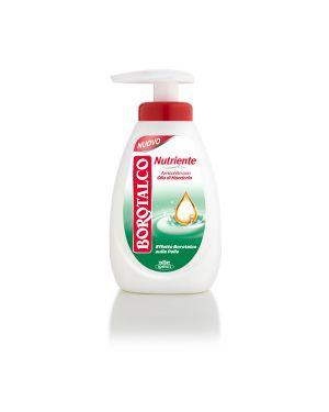 Sapone liquido borotalco nutriente 250ml con olio di mandorla R906634 8002410042245 R906634