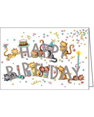 Biglietti buon compleanno edition gollong standard 4973 CERCANDO ARMONIE 4973 4037891315957 4973