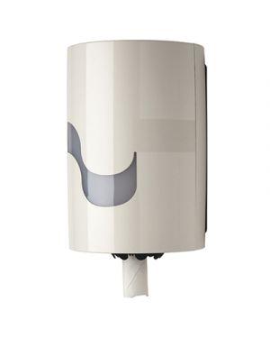 Dispenser asciugamani maxi ad estrazione centrale col. bianco CELTEX 92320 8022650923203 92320