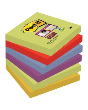 Post-it 654-6ss super sticky 76x76 marrakesh POST-IT 44897 2000001842744 44897